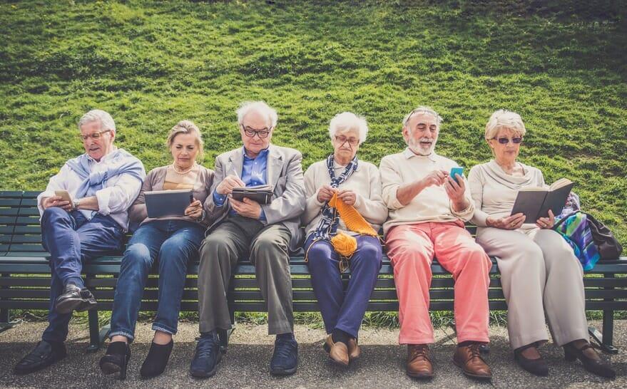 Hohe Rentenansprüche = keine Pflegevorsorge notwendig?